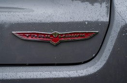 Jeep Compass Trailhawk, 2019, badge
