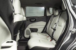 Jeep Compass, 2018, rear seats
