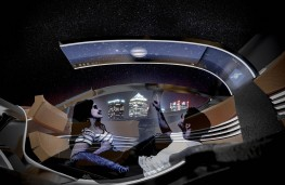 Ford Fiesta, 2017, design competition Dies Nox concept, Ravensbourne College