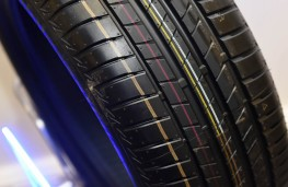 Bridgestone Turanza connected tyre