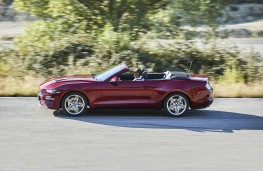 Ford Mustang Convertible, 2018, side