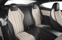 Bentley Continental GT V8, interior