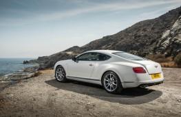 Bentley Continental GT V8, rear