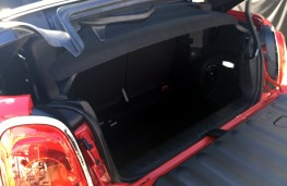 MINI Cooper S Convertible, boot, easy load