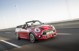 MINI Cooper S Convertible, front