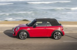 MINI Cooper S Convertible, side