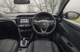 Vauxhall Corsa, 2019, dashboard, automatic