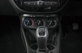 Vauxhall Corsa, 2018, gear lever