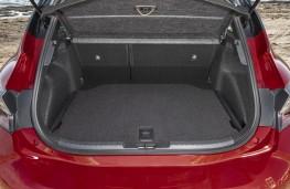 Toyota Corolla hatch, 2019, boot