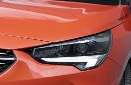 Vauxhall Corsa-e, 2019, LED headlight