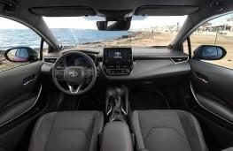 Toyota Corolla, 2019, interior