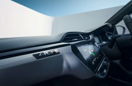 Vauxhall Corsavan Limited Edition Nav, 2017, interior