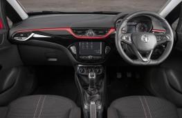 Vauxhall Corsa, 2018, interior