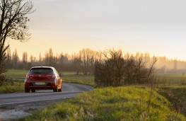 Toyota Corolla, rear