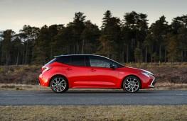 Toyota Corolla, profile