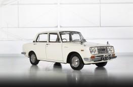 Toyota Corona, 1967, front