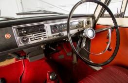 Toyota Corona, 1967, interior