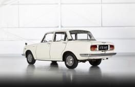 Toyota Corona, 1967, rear