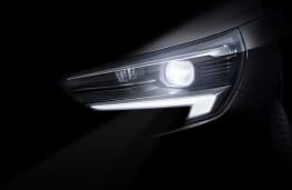 Vauxhall Corsa, 2019, IntelliLux headlights