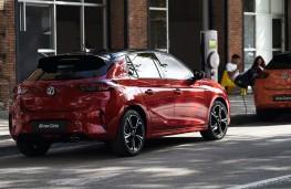Vauxhall Corsa SRi Nav Premium, 2020, rear