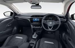Vauxhall Corsa, 2020, interior