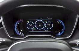 Toyota Corolla, instrument panel