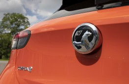 Vauxhall Corsa-e, 2019, tailgate