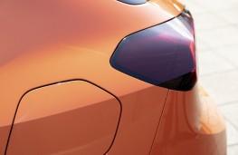 Vauxhall Corsa-e, 2019, charging flap