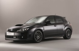 Cosworth Impreza STI CS400, profile