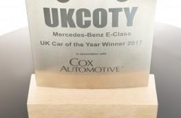 UK Car of the Year, 2017, award