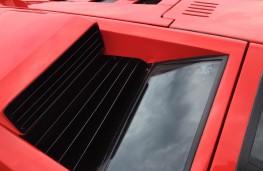 Cholmondeley Power and Speed 2016, Lamborghini Countach LP400 Periscopo, 1977, vents