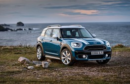 MINI Countryman, 2016, front