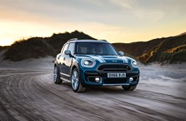 MINI Countryman, 2016, front, action