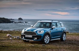 MINI Countryman, 2016, front, static
