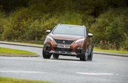 Peugeot 3008 GT, 2017, Coupe Franche, front, action