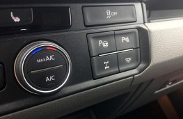 Volkswagen Crafter, 2017, AWD controls