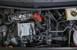 Volkswagen Crafter, 2017, engine