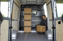 Volkswagen Crafter, 2017, load