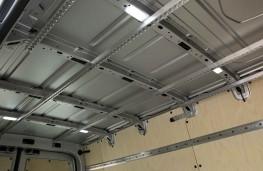 Volkswagen Crafter, 2017, roof panel