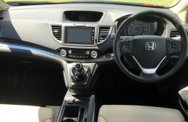 Honda CR-V, 2017, dashboard