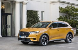 DS 7 Crossback, 2018, front, static