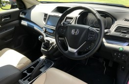 Honda CR-V, 2017, interior