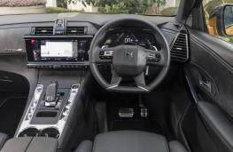 DS 7 Crossback, 2018, interior