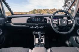 Honda Jazz Crosstar, 2021, interior