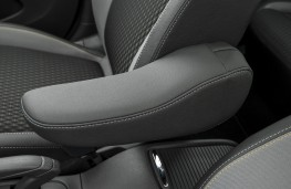 Vauxhall Crossland X, 2017, armrest