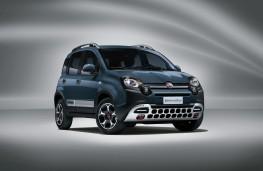 Fiat Panda Cross, 2020, front