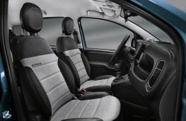 Fiat Panda Cross, 2020, interior