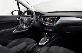 Vauxhall Crossland, 2020, interior