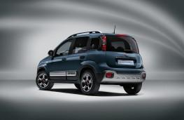 Fiat Panda Cross, 2020, rear