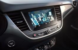 Vauxhall Crossland, 2020, display screen